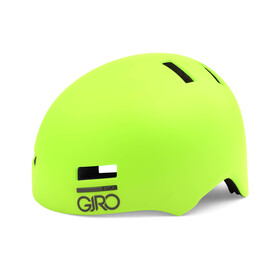 Giro Section Bike Helmet yellow